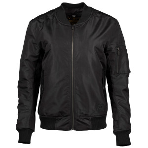 Cortech Women's Wildcat Bomber Jacket-Black
