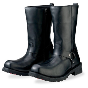 Z1R Riot Leather Boots