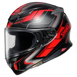Shoei RF-1400 Prologue Helmet-Black/Red
