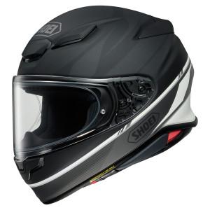 Shoei RF-1400 Nocturne Helmet-Black/Grey