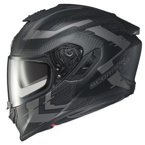 Scorpion EXO-ST1400 Carbon Caffeine Helmet-Grey