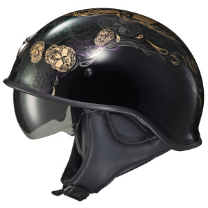 Scorpion EXO-C90 Kalavera Half Helmet