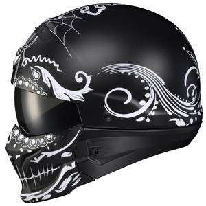 Scorpion EXO Covert El Malo Helmet