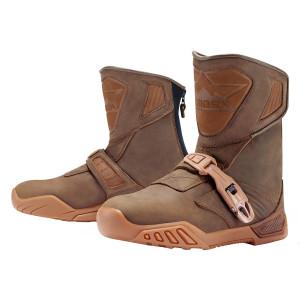 Icon Raiden Treadwell Waterproof Boots / 9.5 / Brown (NIOP