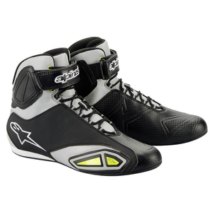 Alpinestars Men's Fastlane Shoes / 6 / Silver ( NIOP )