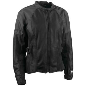 Speed and Strength Women's Radar Love Mesh Jacket - Black