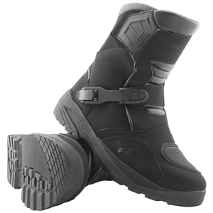 Firstgear Timbuktu Motorcycle Riding Boots - Black