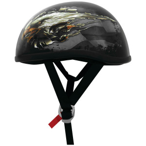 Skid Lid Original Eagle Rip Helmet