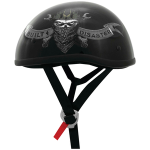 Skid Lid Original Built For Disaster Helmet