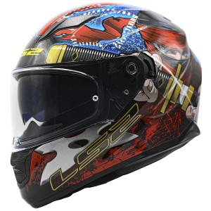LS2 Stream Ninja Helmet