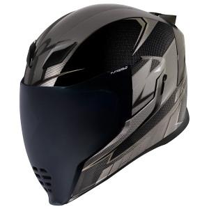 Icon Airflite Ultrabolt Helmet - Black