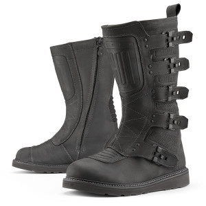 Icon Elsinore 2 Boots - Black