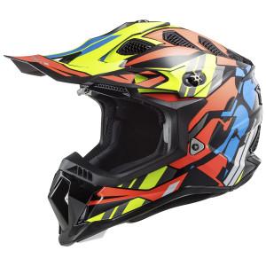 LS2 Subverter Evo Rascal Helmet