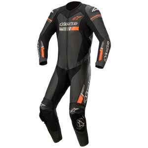 Alpinestars GP Force Chaser Race Suit - Black/Red