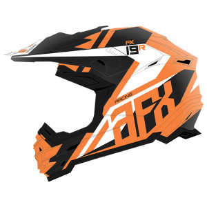 AFX FX-19R Racing Helmet - Orange