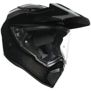 AGV AX9 Matte Carbon Helmet