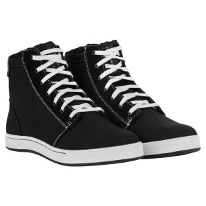 Highway 21 Axle Black/White Shoes