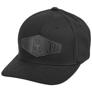 Highway 21 Asphalt Society Hat - Black