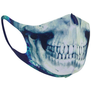 Zan Headgear Lightweight Neoprene Paint Skull Face Mask