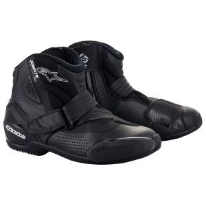 Alpinestars SMX-1 R V2 Vented Boots - Black