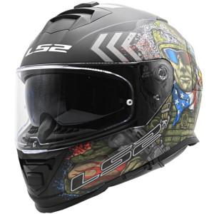 LS2 Assault Commando Helmet