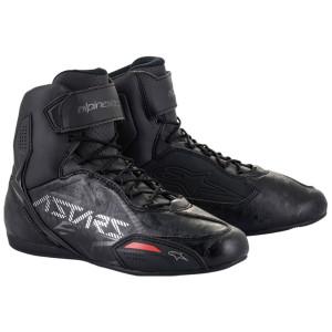 Alpinestars Faster 3 Shoes - Black/Grey