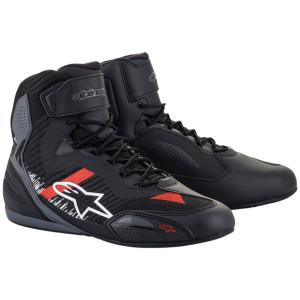 Alpinestars Stella Faster 3 Rideknit Shoes - Black/Red