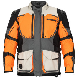 Tour Master Horizon Line Alpine Trek Jacket - Orange