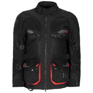 Tour Master Womens Horizon Line Ridgecrest Jacket - Black
