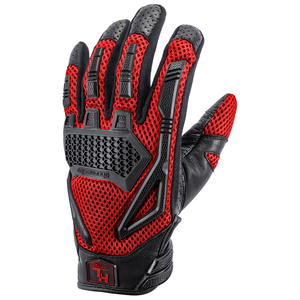 Tour Master Horizon Line Switchback Gloves - Red