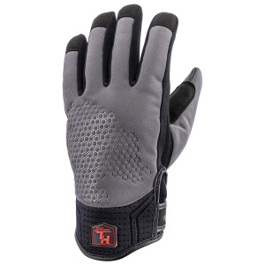 Tour Master Horizon Line Storm Chaser Gloves - Grey