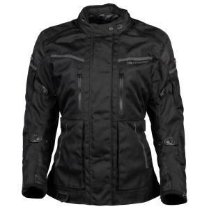 Tour Master Womens Transition Jacket - Black