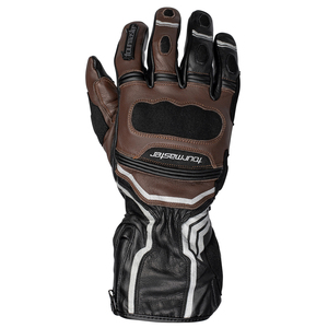 Tour Master Super-Tour WP Leather Gloves - Brown