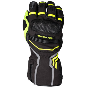 Tour Master Polar-Tex WP Long Cuff Gloves - Hi-Viz