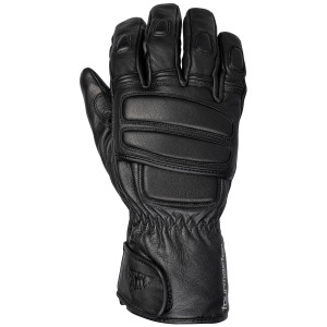 Tour Master Midweight Leather Gloves - Black