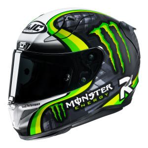 HJC RPHA 11 Pro Crutchlow Streamline Helmet