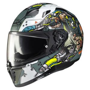 HJC i 70 Bane DC Comics Helmet