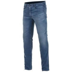 Alpinestars Copper V2 Plus Denim Pants-Blue
