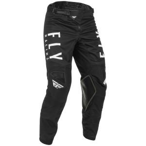 Fly 2021 Kinetic Mesh Pants-Black/White