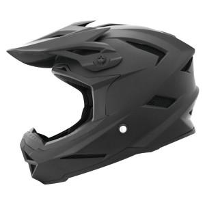 THH T-42 Solid Helmet - Black