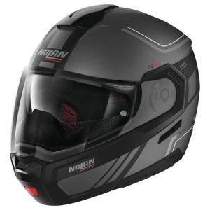 Nolan N90-3 Voyager Helmet - Grey