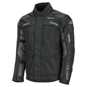 Fly Street Off Grid Jacket-Black