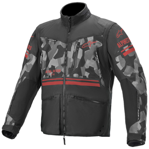 Alpinestars Venture-R 2021 Jacket-Black/Red