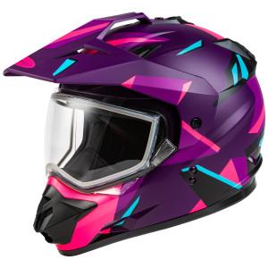 GMax Women's GM-11S Ripcord Adventure Snow Helmet