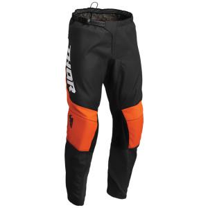 Thor Sector Chev Pants - Orange
