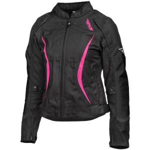 Fly Women's Butane 2021 Jacket-Black/Pink