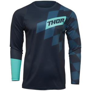 Thor Sector Birdrock Jersey - Blue