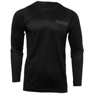Thor Sector Minimal Jersey - Black