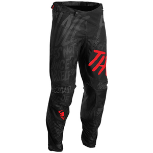 Thor Counting Sheep Pulse Pants - Black/Red
