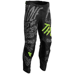 Thor Youth Counting Sheep Pulse Pants - Charcoal